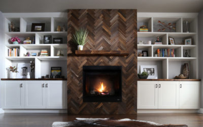 Feature | Fireplace Remodel