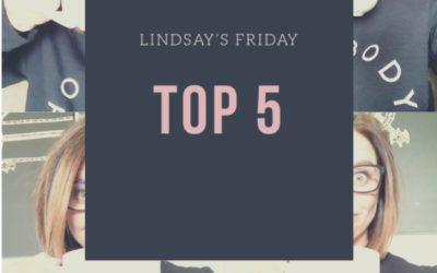 Weekly Top 5